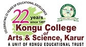 Kongu College of Arts and Science